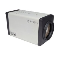 AVONIC AV-CM60-IPX-BOX Box Camera 20x Zoom IP White