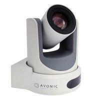 AVONIC CM60-IPU PTZ Camera 20x Zoom IP USB3.0 White