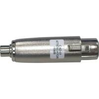 Datavideo CAD-01 – Balanslı->Balanssız (XLR dişi -> RCA) ses dönüştürücüsü