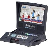 Datavideo HRS-30 – 10 inç monitörlü çanta şeklinde kayıtçı