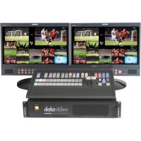 Datavideo SE-2850-4-INP – 4 giriş Görüntü mikseri ..