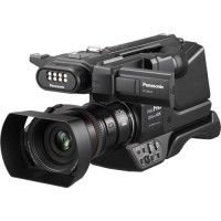 Panasonic HC-MDH3 – AVCHD Shoulder Mount Camcorder with LCD Touchscreen & LED Light