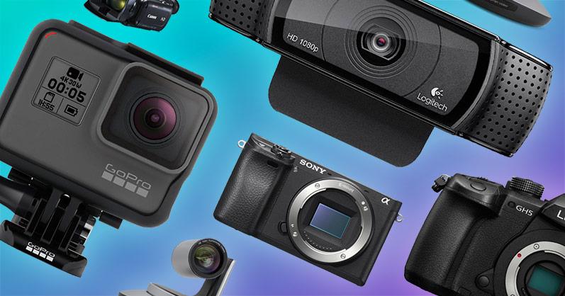 Her bütçeye uygun canlı yayın için en iyi kameralar